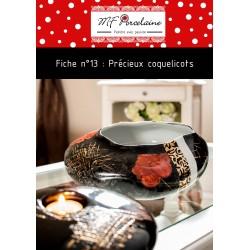 Fiche n°13 - Précieux coquelicots