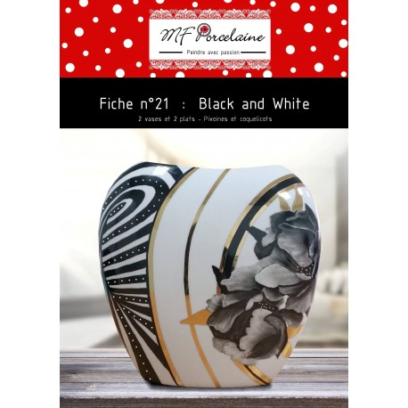 Fiche n°21 - Black and White