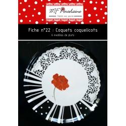 Fiche n°22 - Coquets Coquelicots