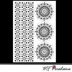 Sticker Mandala 2
