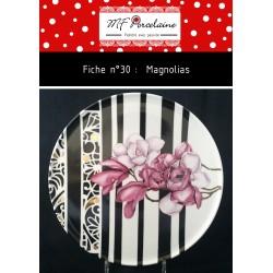 Fiche n°30 - Les magnolias