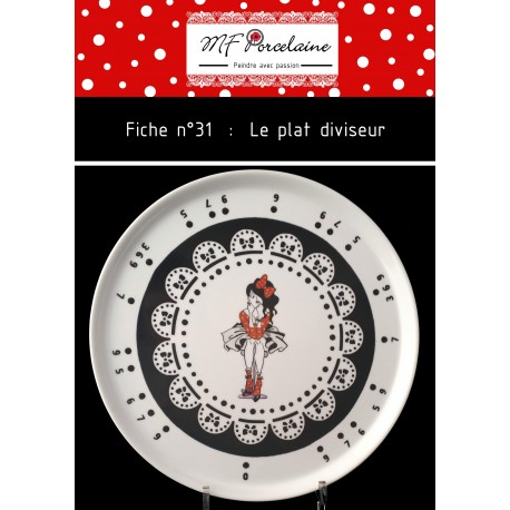 Fiche n°31 - Le plat diviseur