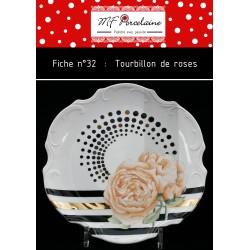 Fiche n°32 - Tourbillon de roses