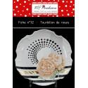 Fiche n°32 - Tourbillon de roses Téléchargeable