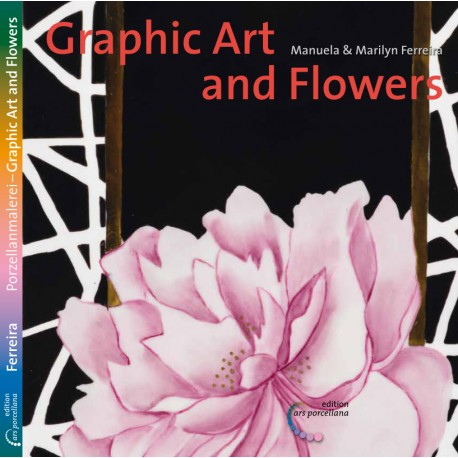 Graphic Art and Flowers