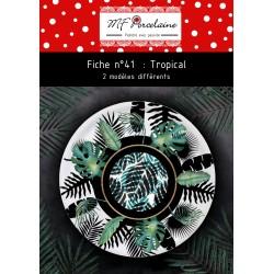 Fiche n°41 - Tropical