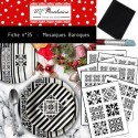 Kit n°35 - Mosaiques Baroques