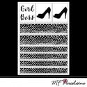 64 - Sticker MUG Girl Boss
