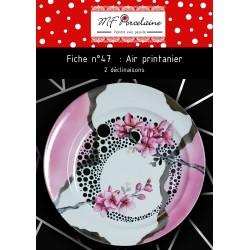 Fiche n°47 - Air printanier